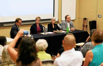 Local legislators join fight to bring clean energy solutions