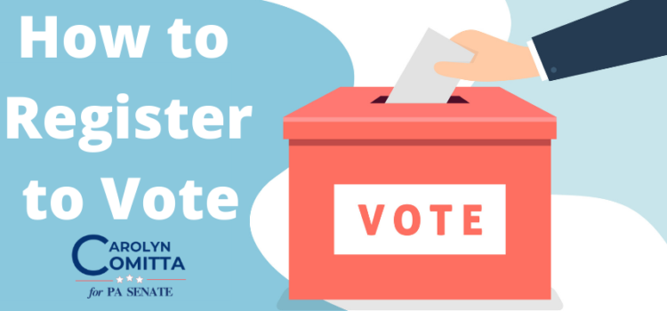 How to Register to Vote for the 2020 Election in Chester County
